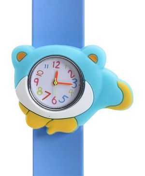 Fab N Funky - Fish Shaped Dial Kids Watch