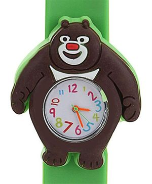 Fab N Funky Kids Watch Bear Design