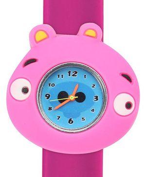 Fab N Funky - Piggy Shaped Dial Kids Watch
