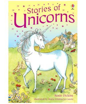 Usborne - Stories Of Unicorns Book