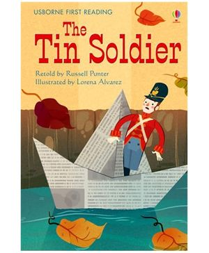Usborne - The Tin Solider