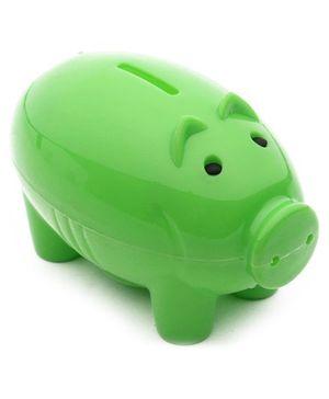 Buddyz Piggy Shape Coin Bank