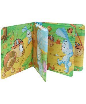 Ladybug - Rabbit And Tortoise Bath Book