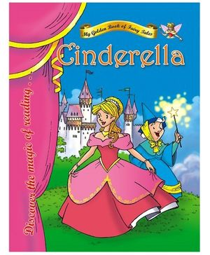 Jolly Kids Cinderella Story Book