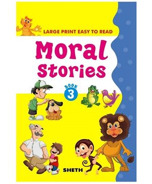 Jolly Kids Moral Stories Book