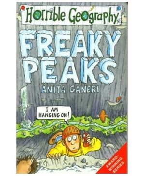 Scholastic Horrible Geography Freaky Peaks - English