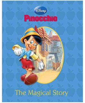 Parragon Disney Pinocchio Story Book