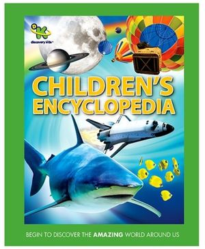Parragon Discovery Kids Childrens Encyclopedia