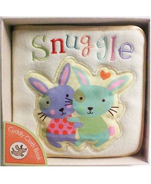 Parragon Snuggle Cuddly Cloth Book