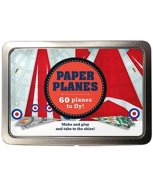 Parragon Paper Planes - 60 Planes To Fly
