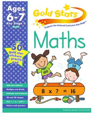 Parragon Gold Star Maths