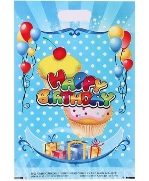 Karmallys Printed Plastic Bag Ice Cream Print