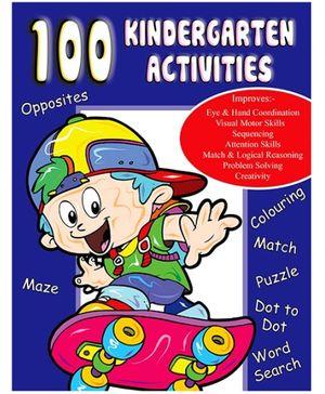 Smile Books - 100 Kindergarten Activities