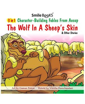 Smile Books - 3 In 1 The Wolf In A Sheeps Skin And Other Stories