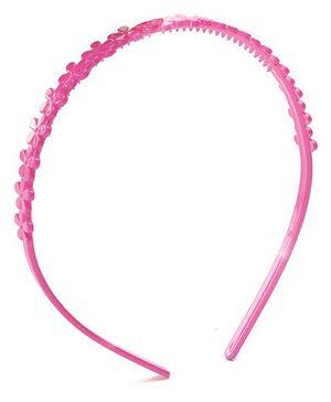 HK Merchandise Floral Chain Hair Band