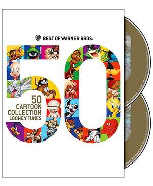 Disney Best Of Warner Bros 50 Cartoon Collector Looney Tunes - DVD