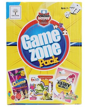 Chitra Game Zone Combo Kit