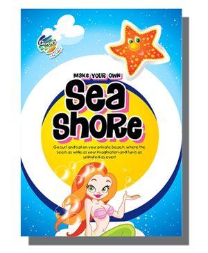 Chitra Model Construction Book - Sea Shore