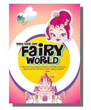 Chitra Model Construction Book - Fairy World