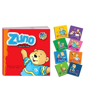 Chitra Gogo Kids Zuno A Friendly Bear - English