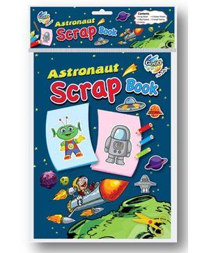 Chitra Gogo Kids Astronaut - Scrap Book