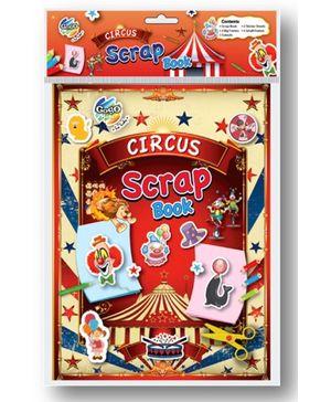Chitra Gogo Kids Circus - Scrap Book