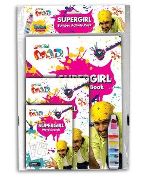 Chitra Pogo Mad Supergirl - Bumper Activity Pack