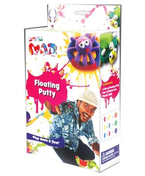 Chitra Pogo Mad Floating Putty - Plop Down And Float
