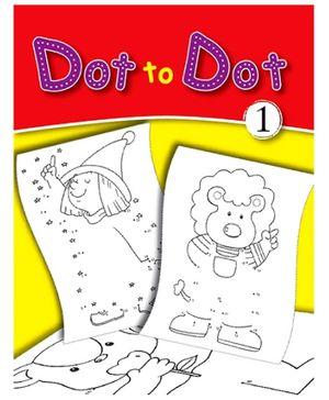 Pegasus Dot To Dot 1 Book