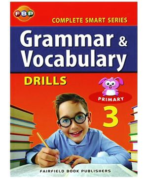 Fairfield Book Publisher Grammar And Vocabulary Drills Primary 3