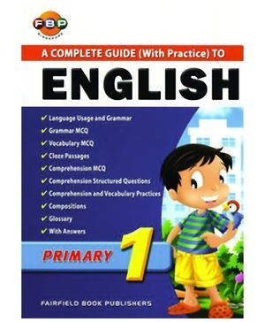 Fairfield Book Publisher A Complete Guide To English Primary 1