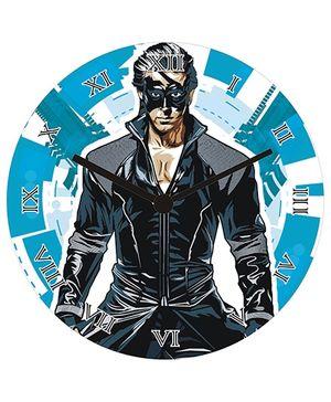 Krrish 3 Blue Kool - Wall Clock