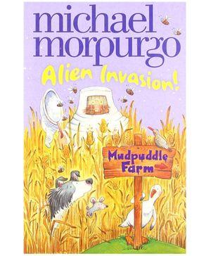 Harper Collins Mudpuddle Farm - Alien Invasion