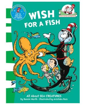 Harper Collins Wish For A Fish - By Bonnie Worth