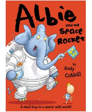 Harper Collins Albie And The Space Rocket