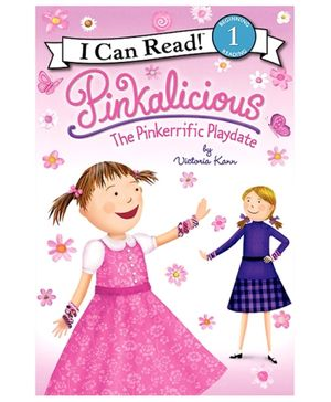 Harper Collins Pinkalicious The Pinkerrific Playdate
