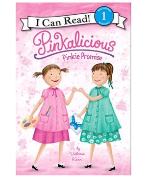 Harper Collins Pinkalicious Pinkie Promise - By Victoria Kann