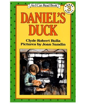 Harper Collins Daniels Duck - By Clyde Robert Bulla