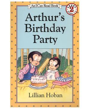 Harper Collins Arthurs Birthday Party - By Lillian Hoban