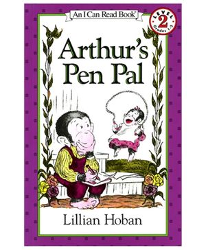I Can Read Series Arthurs Pen Pal - By Lillian Hoban