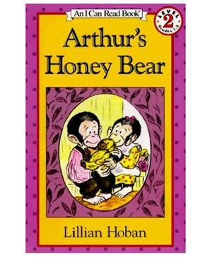 I Can Read Series Arthurs Honey Bear - By Lillian Hoban