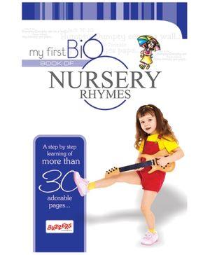 Buzzers My First Big Book Nursery Rhymes - English