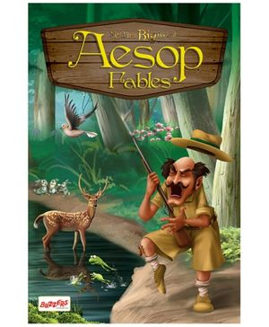 Buzzers Big Books Aesop Fables - English