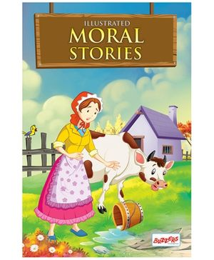 Buzzers Illustrated Moral Stories - English