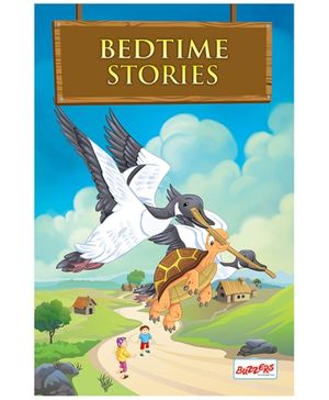 Buzzers Bedtime Stories - English