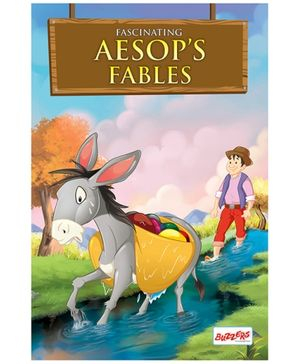 Buzzers Fascinating Aesops Fables - English