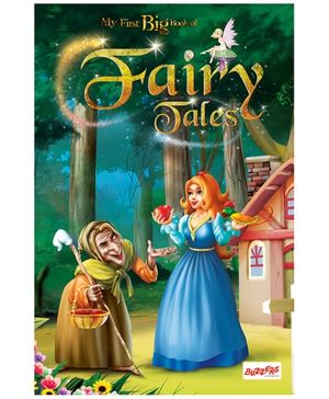 Buzzers My First Big Book of Fairy Tales - English