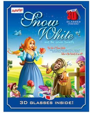 Buzzers Snow White 3D Book - English
