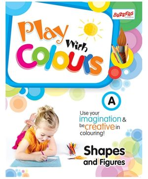 Buzzers Play With Colours A - English