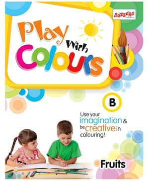 Buzzers Play With Colours B - English